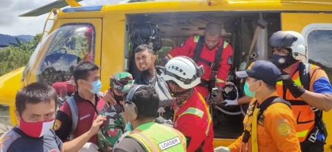 Polda Papua Rilis Proses Evakuasi Kru Helikopter PT NUH