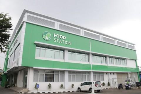 Food Station Tjipinang Jaya Penuhi Kebutuhan Pangan saat Pandemi