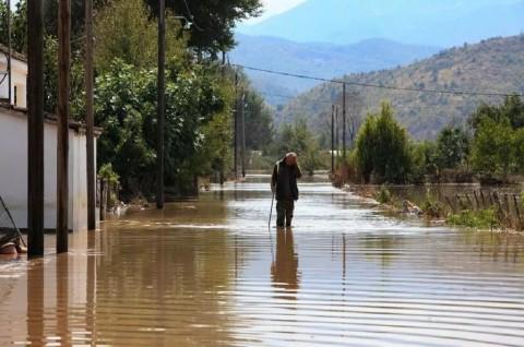 Siklon Ianos Tewaskan Dua Orang di Yunani