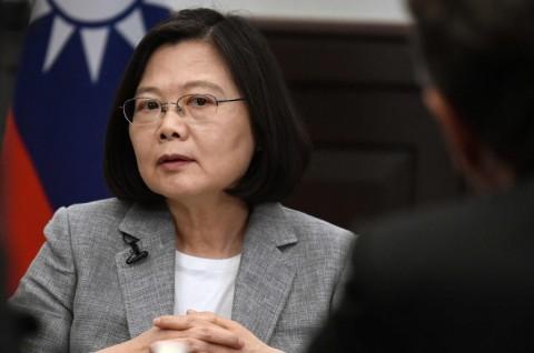Presiden Taiwan Sebut Tiongkok Ancaman Bagi Seluruh Kawasan