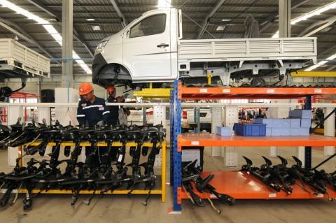 Pemerintah Optimistis Industri Otomotif Melesat di Semester II