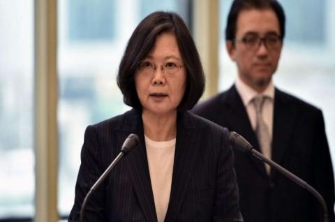 Presiden Taiwan Belum akan Berbicara dengan PM Baru Jepang