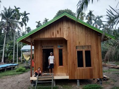Perbaikan 630 Rumah di Jambi Habiskan Rp11,02 Miliar