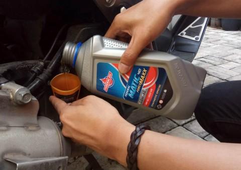 Cara Federal Oil Ajak Pemotor Agar Rajin Ganti Oli