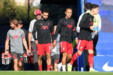Susunan Pemain Chelsea vs Liverpool: Thiago Berpeluang Jalani Debut