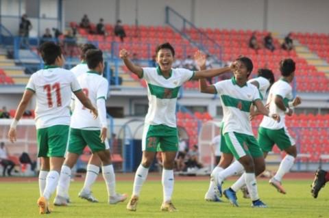 Timnas U-19 Gagal Taklukkan Qatar pada Laga Kedua