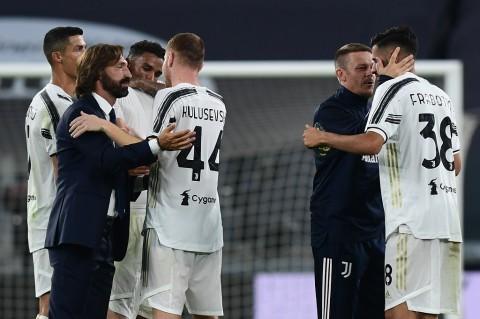 Gulung Sampdoria, Pirlo Jalani Debut Manis sebagai Pelatih Juventus