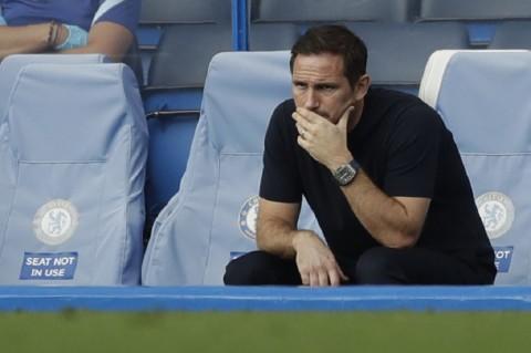 Komentar Frank Lampard setelah Chelsea Dipermalukan Liverpool