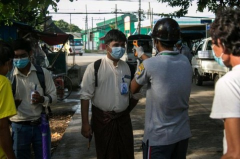 Myanmar Minta Warga Yangon di Rumah Saja Mulai Senin Ini