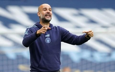Guardiola Ingin Perpanjang Kontrak di Manchester City