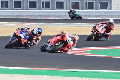 Klasemen Pembalap Usai MotoGP Emilia Romagna