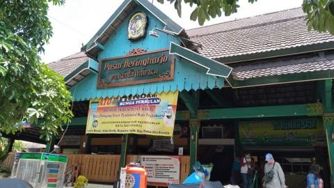 Kasus Covid-19 di Pasar Beringharjo Menular ke Keluarga