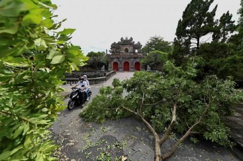 Badai Tropis Noul Tewaskan 6 Orang di Vietnam