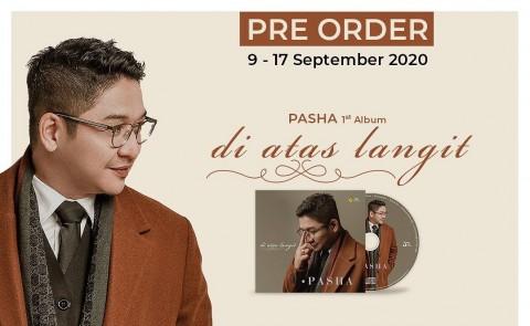 Rilis Album Solo, Pasha Sengaja Tak Ajak Personel Ungu