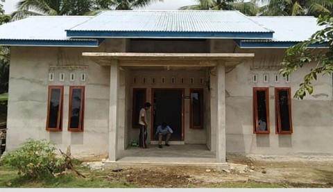 Ratusan Proyek Perumahan di Provinsi Sumbar Diresmikan