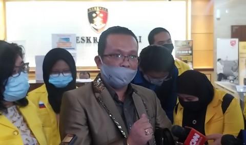 Sivitas Akademika UI Laporkan Kader PKS ke Bareskrim