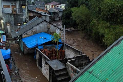 Banjir Bandang Terjang Sukabumi, Satu Rumah Hanyut