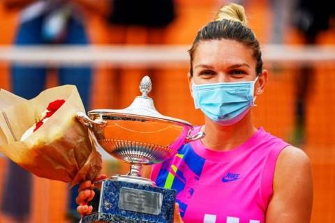 Simona Halep Juara Italian Open 2020