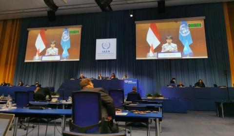 Indonesia Dorong IAEA Kembangkan Mekanisme Penanggulangan Pandemi