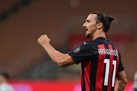 Milan vs Bologna: Brace Ibra Jadi Penentu Kemenangan Rossoneri