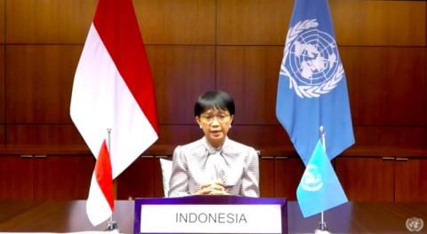 Dua Solusi Menlu Retno untuk PBB Hadapi Tindakan Unilateralisme
