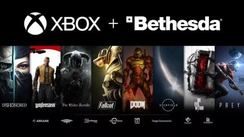 Microsoft Beli Grup Studio Game Fallout dan Skyrim