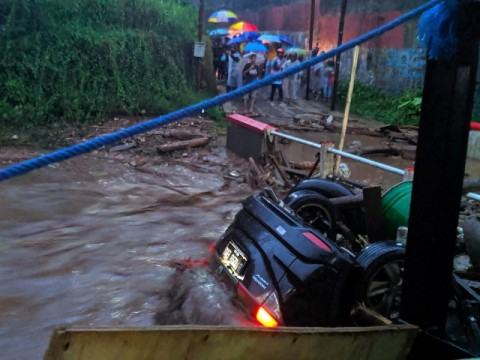 20 Orang Luka Akibat Banjir Bandang Sukabumi, 3 Warga Masih Dicari