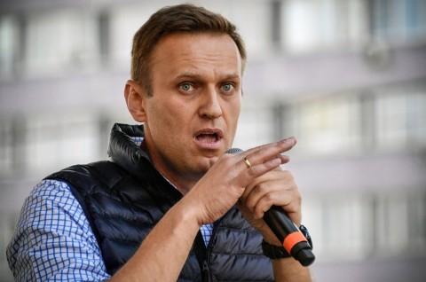 Navalny Minta Rusia Kembalikan Bajunya yang Berlumur Racun