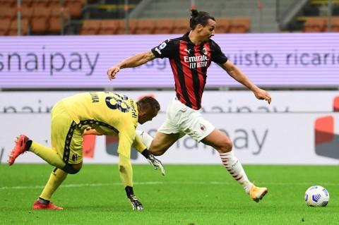 Pioli Sanjung Pengaruh Ibrahimovic