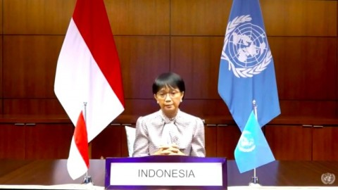 UN Should Support Affordable Vaccines, Medicines for All: Minister Retno