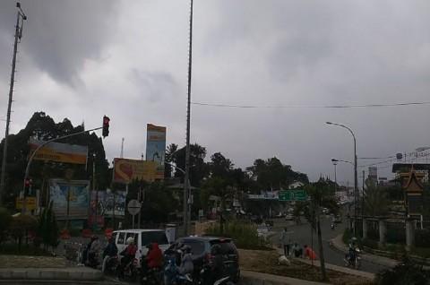 Waspadai Cuaca Ekstrem di Puncak Bogor
