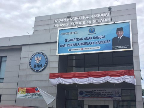 Legislator Palembang Pemilik 5Kg Sabu Terancam 20 Tahun Bui
