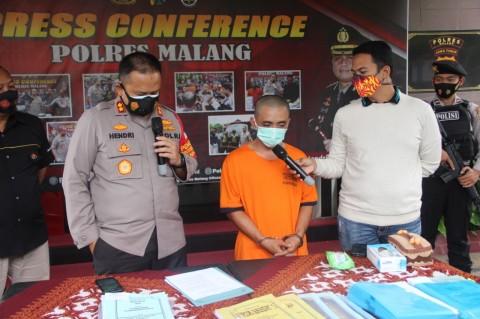Kades di Malang Diduga Korupsi Rp609 Juta Dana Desa