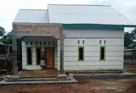 Perbaikan 661 Rumah di Kabupaten Banyuasin Habiskan Rp11,567 Miliar