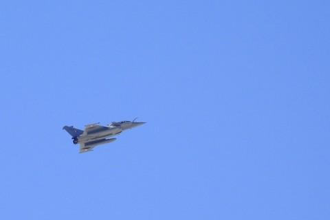 India Uji Jet Tempur Anyar di Dekat Perbatasan Tiongkok