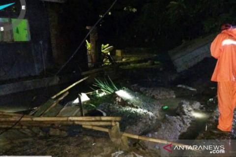 Hujan Ekstrem Sehari Akibatkan 39 Bencana di Bogor