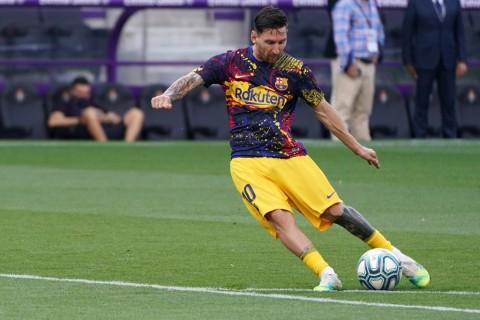 Cerita Lionel Messi yang Dirayu Gabung Arsenal