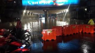 985 Orang Dikerahkan Cek Saluran Air di Jakarta Pusat