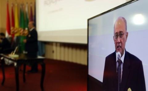 Rektor ke-10 Unpad Terpilih Jadi Ketua Senat