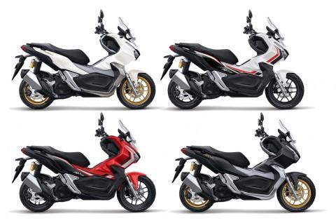 New Honda ADV150 Meluncur, Simak Ubahannya