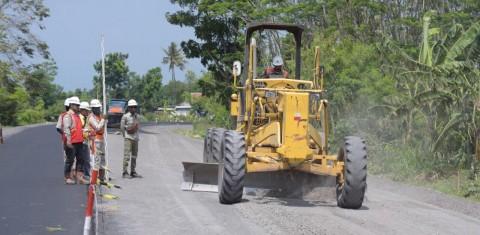 Pembangunan Infrastruktur Padat Karya Jadi Fokus Pemerintah