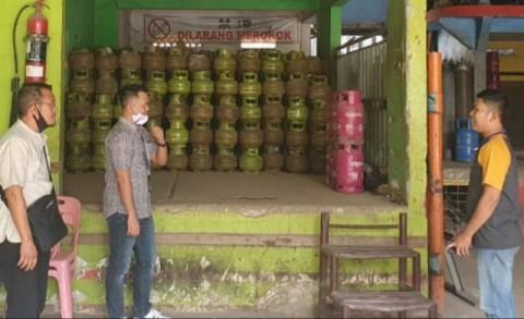 Pertamina Jamin Kecukupan Stok LPG di Cicurug Sukabumi