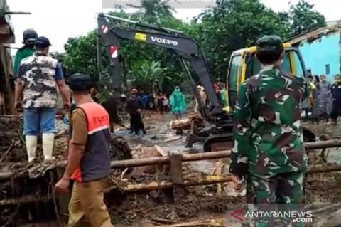 289 Unit Rumah Terdampak Banjir Bandang Sukabumi