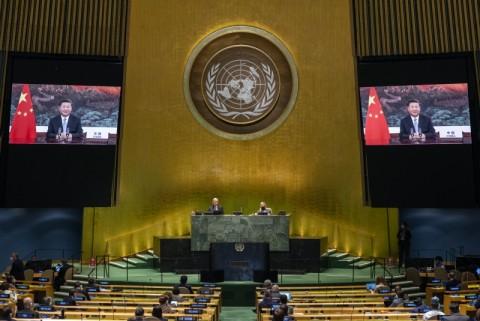 Tiongkok Anggap Trump Gunakan PBB untuk Lakukan Provokasi