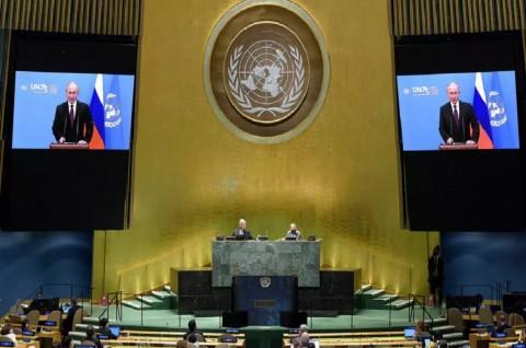 Rusia Tawarkan Vaksin Sputnik V Gratis ke PBB