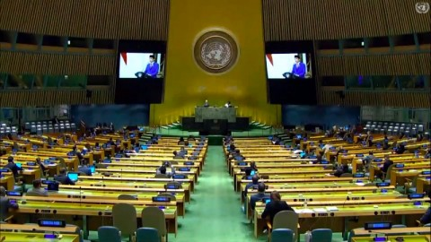 Usulkan PBB Berbenah, Jokowi Sampaikan Tiga Pemikiran