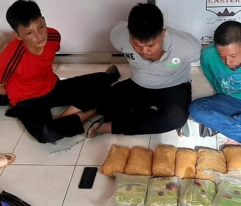 Legislator Palembang Pemilik 5 Kg Sabu Residivis Narkoba