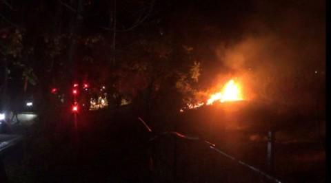 Kebakaran Lahan di Sikka Nyaris Menjalar ke Gedung Kampus