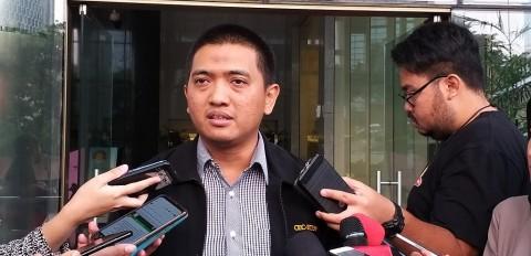 Ketua Wadah Pegawai KPK Diberi Sanksi SP1