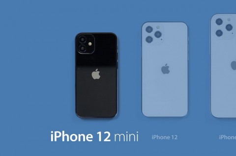Apple Siapkan iPhone 12 Mini